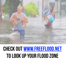 Click to look up your flood zone on FreeFlood.net