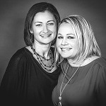 Jackie & Laurie Page (photo)